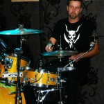 Drums: Nicklas Gadd