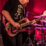 """Guitar: Karl-Fredrik """"Kalle"""" Andersson"""